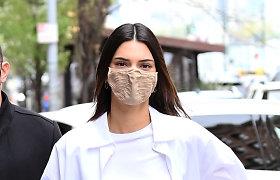 Modelis ir realybės šou žvaigždė Kendall Jenner