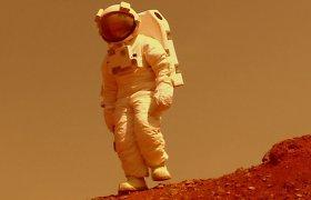 """Liūdnas reikalas: žmonės Marsą pasiektų tik gerokai """"apgadinti"""", ir tai dar ne pabaiga"""