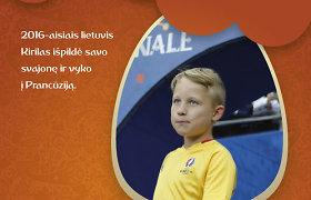 """""""McDonald's"""" suteikia galimybę vienam vaikui iš Lietuvos patekti į 2018 FIFA World Cup Russia finalo rungtynes"""
