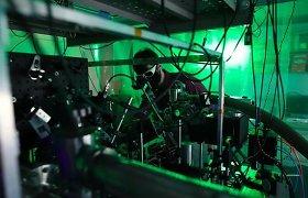 """Fizikai sugavo šalčiausią plazmą pasaulyje: šis """"džinas butelyje"""" galėtų atsakyti į daugelį klausimų apie sintezės galią"""