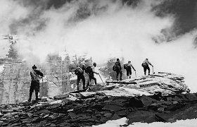 Alpinizmo istorija: du šimtmečiai pavojingų nuotykių aukščiausiose pasaulio viršukalnėse