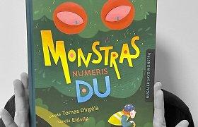 Tomas Dirgėla pristato dvidešimtąją knygą vaikams: kviečia nebijoti pralaimėt