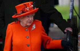 Praėjus dviem savaitėms po princo Philipo mirties – pirmas viešas karalienės Elizabeth II pasirodymas