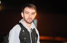 """""""Laboral Kutxa"""" prieš rungtynes Klaipėdoje pasistiprino Mirza Begičiumi"""