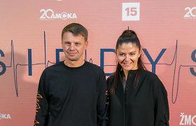 Rolandas Kazlas ir Sigita Kazlienė