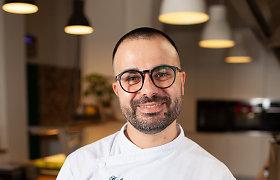 Virtuvės šefas Gian Luca Demarco: laikas griauti mitus, kad dešrelės – būtinai nesveikas maistas