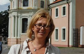Skaitytojų mylima istorinių romanų autorė Gina Viliūnė neria į ruonių pasaulį