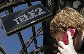"""RRT: """"Tele2"""" užima didžiausią dalį Lietuvos mobiliojo ryšio rinkos"""