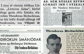 Islandija ir Lietuva nepriklausomybių kryžkelėse