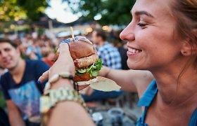 Tradicija išsaugota: Vilniuje septintą kartą vyks burgerių festivalis