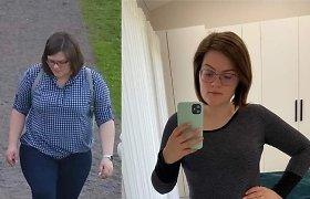 """Trys kaunietės ištirpdė nereikalingus kilogramus kvėpavimo treniruotėse """"Body flex"""": kiekviena palengvėjo 15–20 kg"""