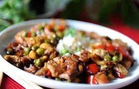 Rimtieji patiekalai su imbieru: skaniname žuvį ir vištieną, sriubas ir salotas