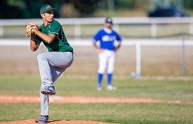 Lietuvos beisbolo rinktinė vėl liko per žingsnį nuo Europos čempionato