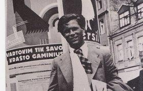 Kaune aiškinamasi, kam priklauso Petro Cvirkos paminklas