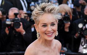 Sharon Stone Kanų kino festivalyje