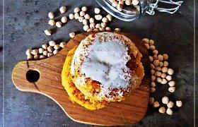 """""""Virtuvės mūzos"""" receptas: avinžirnių ir moliūgo maltinukai"""