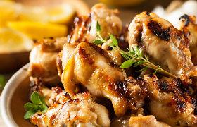 Ruošiamės Joninėms: 3 grilio patiekalų receptai, kai reikia pamaitinti minią