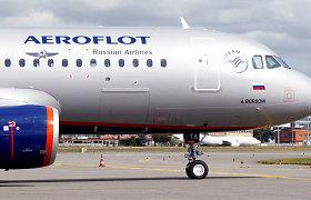 """""""Aeroflot"""" pernai patyrė per milijardą eurų grynųjų nuostolių"""