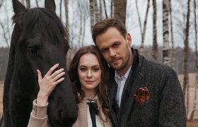"""""""Sidabrine gerve"""" apdovanota aktorė Anastasija Marčenkaitė dėl darbo paaukojo meilę"""