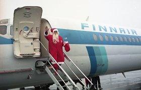 """""""Neste"""" Lietuvoje švenčia sukaktį: nuo pirmąkart atskraidinto Kalėdų senelio iki degalų be naftos"""