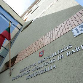 Lietuvos Respublikos Socialinės apsaugos ir darbo ministerija (SADM)