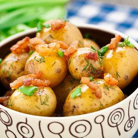 Bulvių patiekalai