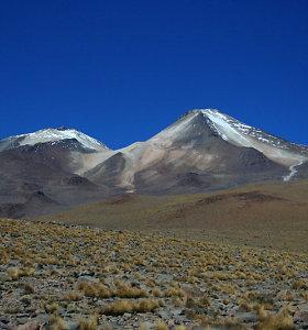 Netikėta: 15 km gylyje po ugnikalniu – milžiniškas vandens telkinys