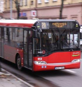 Kaune siūloma viešąjį transportą padaryti nemokamą daugiavaikių šeimų vaikams