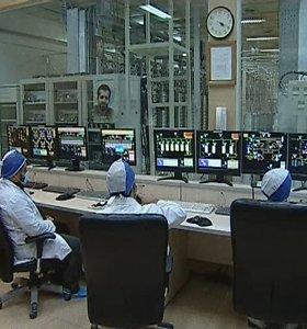 Iranas atmeta raginimus grįžti į daugiašalį susitarimą dėl jo branduolinės programos
