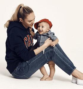 Motinystei dedikuotoje fotosesijoje - Liv Tyler ir Candice Swanepoel su vaikais