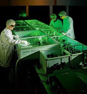 Lietuviškas lazeris gali tapti pasaulinės branduolinių atliekų problemos sprendimu