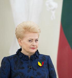 Prezidentė teikia Seimui ratifikuoti Stambulo konvenciją