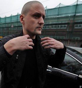 Maskvoje sulaikytas opozicijos veikėjas S.Udalcovas
