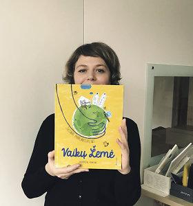 """Justino Marcinkevičiaus eilėraščių rinkinį vaikams iliustravusi Agnė Nananai: """"Man patinka įsivaizduoti eilėraščius"""""""
