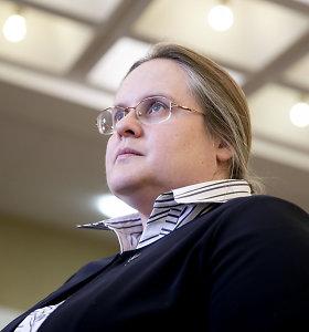 """A.Širinskienė prašys VTEK aiškintis, ar R.Masiulis galėtų dirbti """"Klaipėdos naftoje"""""""
