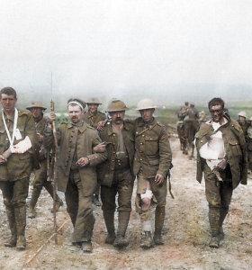 Pirmasis pasaulinis karas: skaičiai ir 10 svarbiausių įvykių