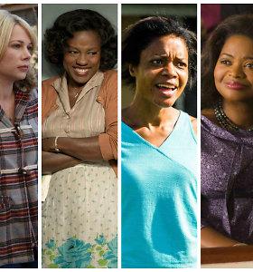 """Išrinkite savo favoritę: kuri antraplanė aktorė šiemet verčiausia """"Oskaro""""?"""