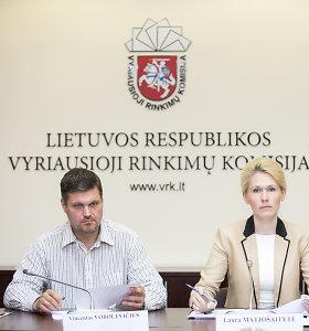 VRK tvirtins rinkimų rezultatus renkant Marijampolės merą