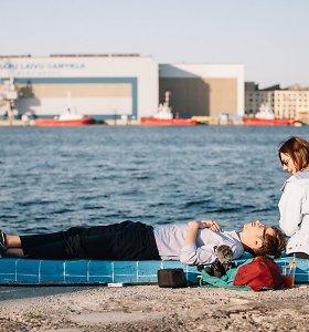 """Savaitgalį prie didžiausio miesto baseino praūžė """"EDIT Klaipėda Street Art"""""""
