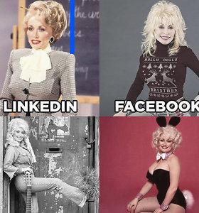 Dolly Parton sukūrė naują interneto virusą: žvaigždžių grietinėlė jau užsikrėtė