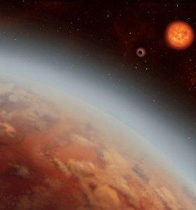 Surasta pati tinkamiausia gyvybei egzoplaneta – joje pastebėti net vandens garai