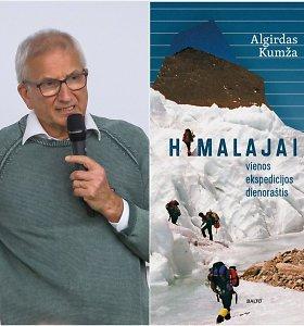 Vyrų diskusija apie nuotykius kalnuose: gydytojas sulaukė klausimo, ar ištvermei padeda viagra