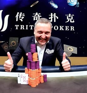 Antanas Guoga turnyre Čekijoje iškovojo 237 tūkstančius eurų
