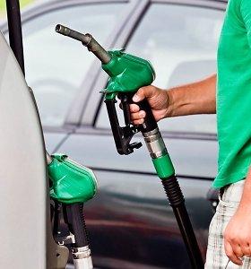 Degalų kainos Estijoje šoktelėjo į rekordines aukštumas