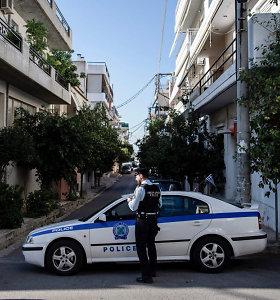 Lietuvis bėglys sulaikytas Salonikuose