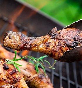 4 skanios idėjos Joninėms: gaminame iš daržovių, žuvies, vištienos bei avienos