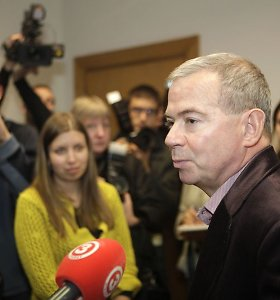 JAV paskelbė sankcijas Latvijos oligarchui Aivarai Lembergui