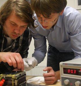 """""""Practica Capital"""" investuoja 200 tūkst. eurų į kosmoso technologijų startuolį """"Nanoavionika"""""""