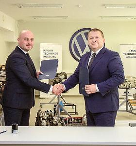 Kaune – nauja partnerystė švietimo ir mokslo sektoriuje