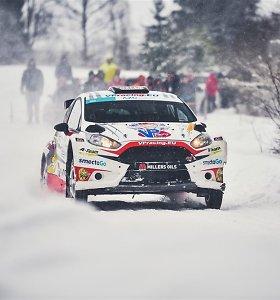 """""""Winter Rally 2020"""" lauks neeilinė programa"""